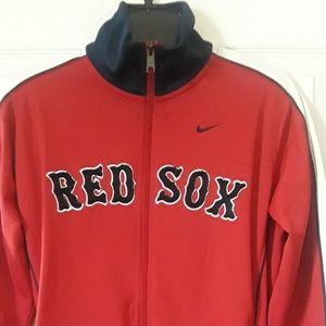 Retro Boston Red Sox Track Jacket